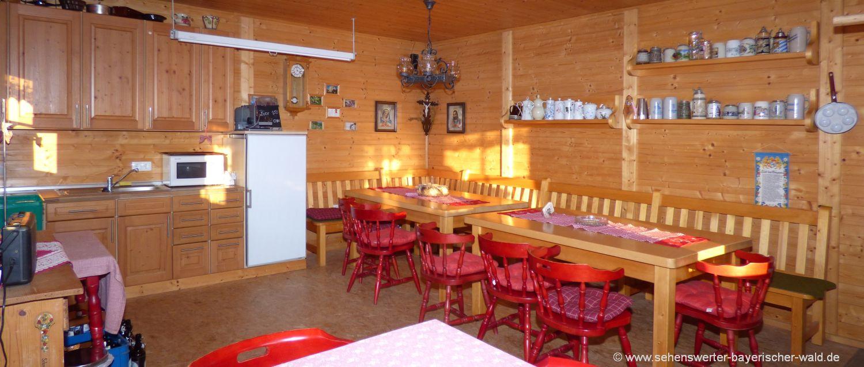 Hütte der Gastgeber in der Oberpfalz Gastgeberverzeichnis Waldmünchen