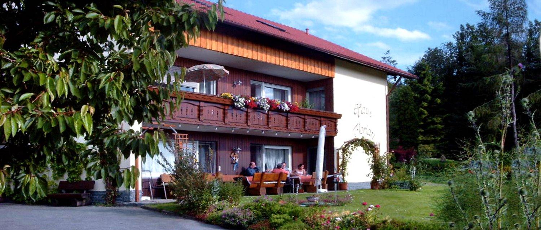 Pension in der Oberpfalz Gästezimmer im Landkreis Cham